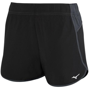 Atlanta Cover Up Short-Black/Charcoal
