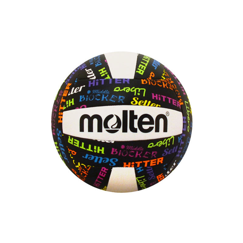 Molten Recreational Volleyball - Give Joy/Position