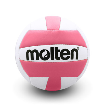 Molten Mini Volleyball - Pink/White