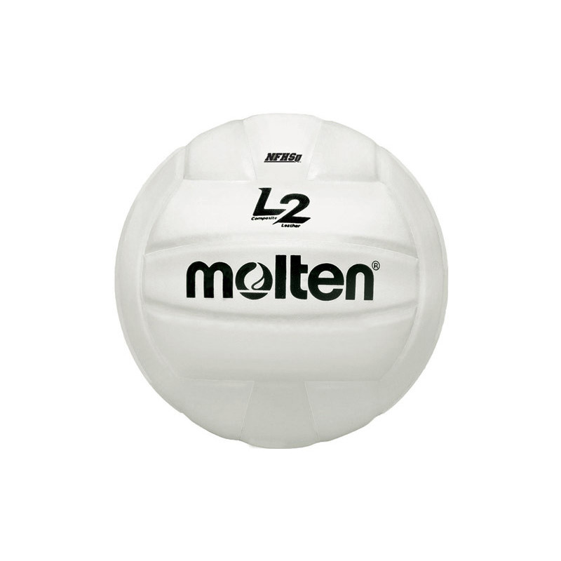 Molten L2 Volleyball - White