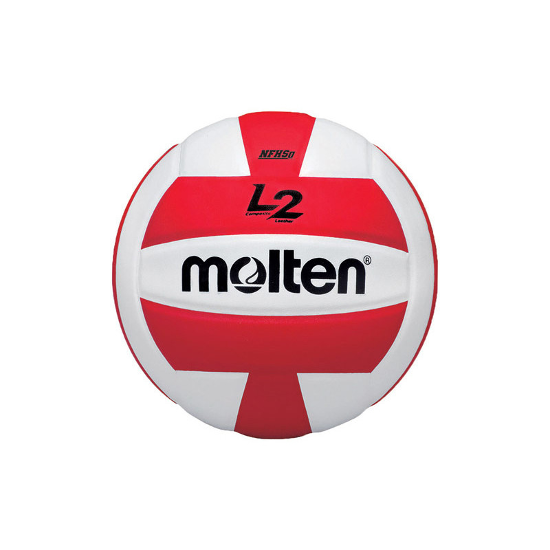 Molten L2 Volleyball - Red