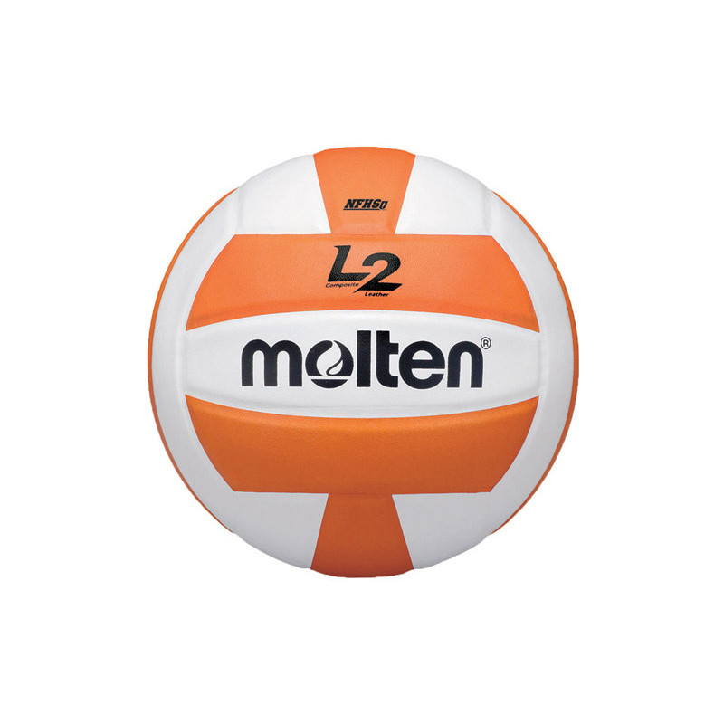 Molten L2 Volleyball - Orange