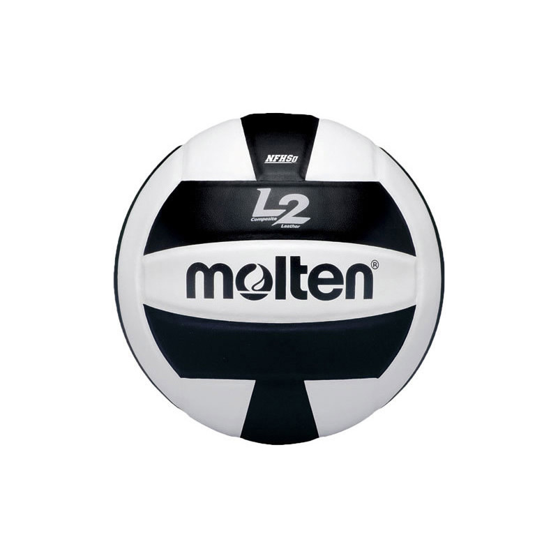 Molten L2 Volleyball - Black