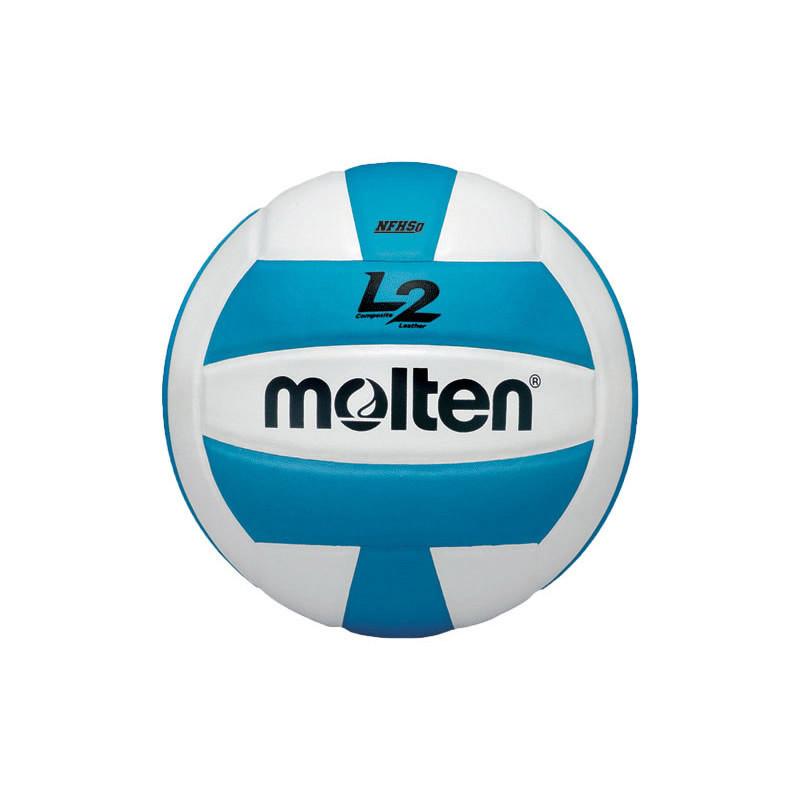 Molten L2 Volleyball - Aqua