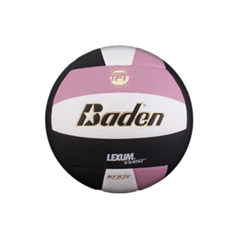 Baden Lexum Comp VX450 Volleyball - Pink/Black