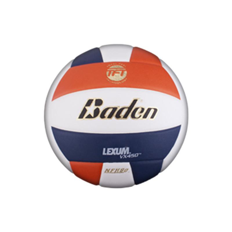 Baden Lexum Comp VX450 Volleyball - Orange/Navy