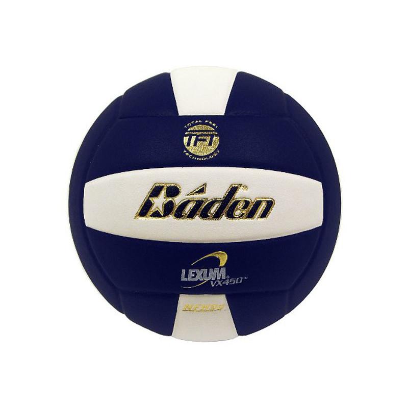 Baden Lexum Comp VX450 Volleyball - Navy