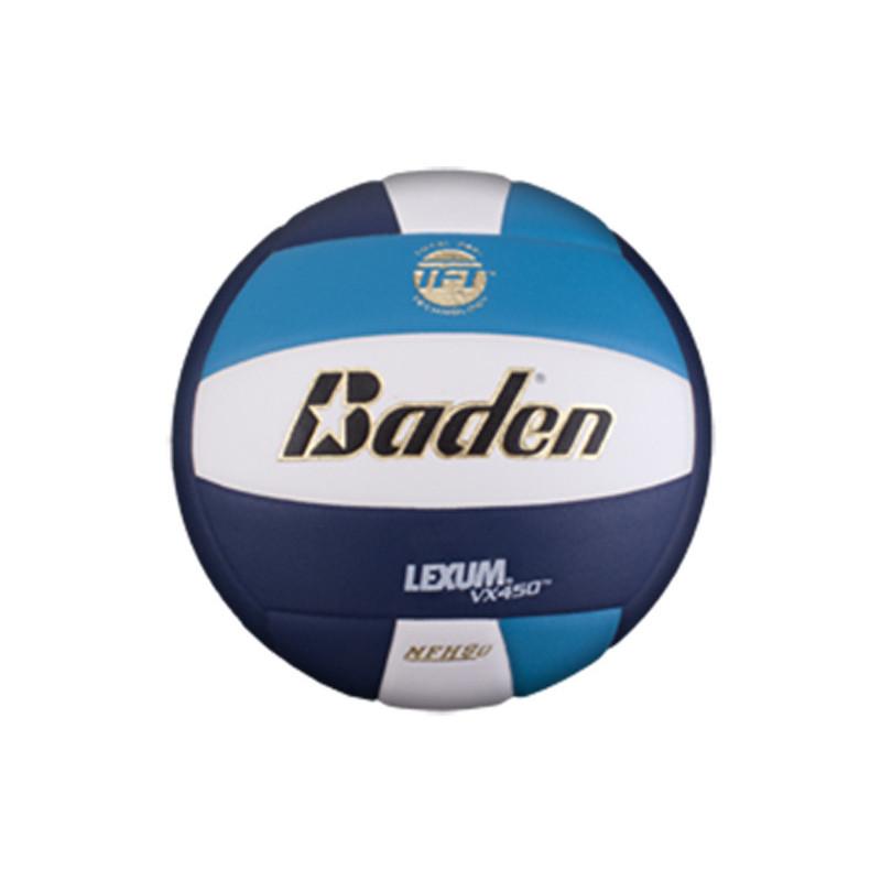 Baden Lexum Comp VX450 Volleyball - Navy/Light Blue