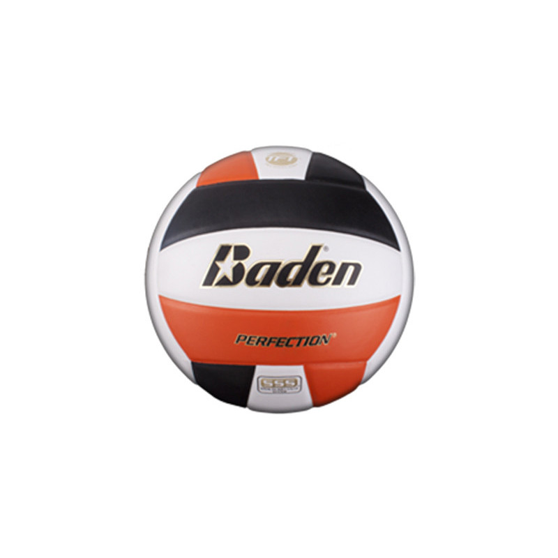 Baden VX5E Perfection Elite Series Volleyball -  Navy/Orange