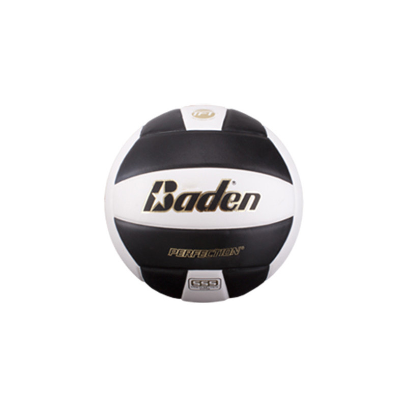 Baden VX5E Perfection Elite Series Volleyball - Black