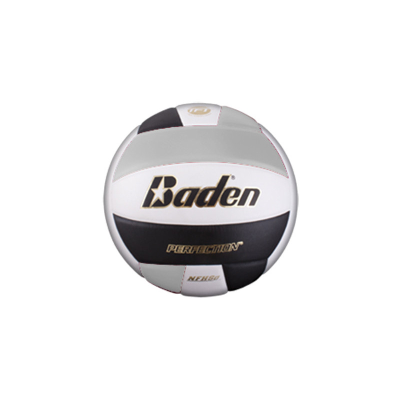 Baden VX5E Perfection Elite Series Volleyball - Black/Grey