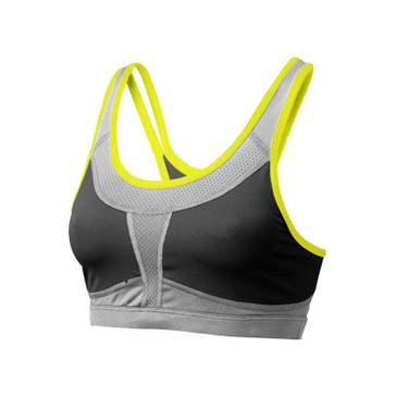Mizuno Beach Smash Sport Top - Grey