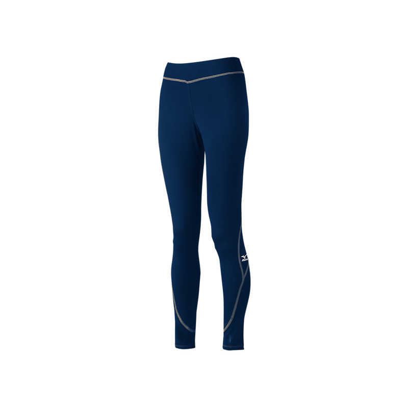 Mizuno Women's Beach Omnis Tight - Navy
