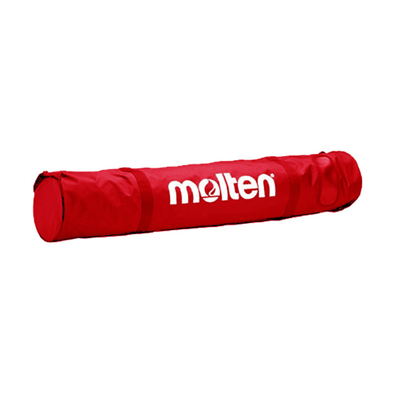 Molten Deluxe High Profile Hammock Ball Cart Carry Bag - Red