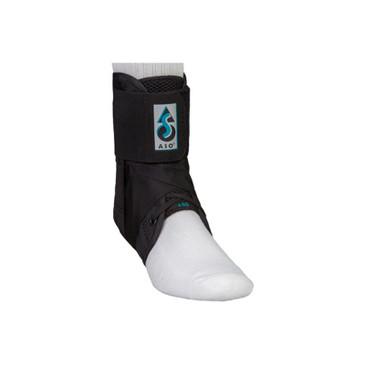 ASO Ankle Brace - Black