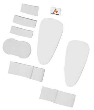 Active Ankle Overhaul Kit- White