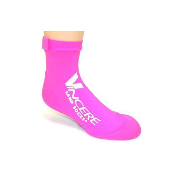 Vincere Sand Socks - Pink