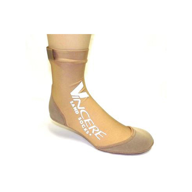 Vincere Sand Socks - Tan