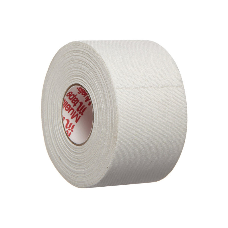 Colored Athletic Tape - White