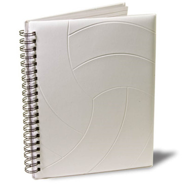 Volleyball Spiral Notebook
