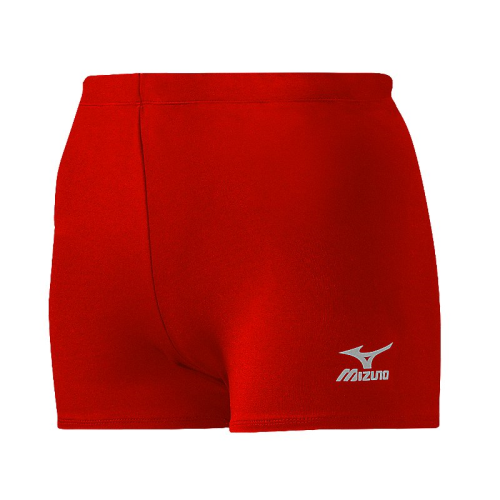 Mizuno Women's Vortex Hybrid Short - Red