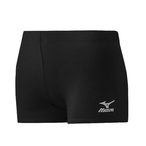 Mizuno Women's Vortex Hybrid Short - Black