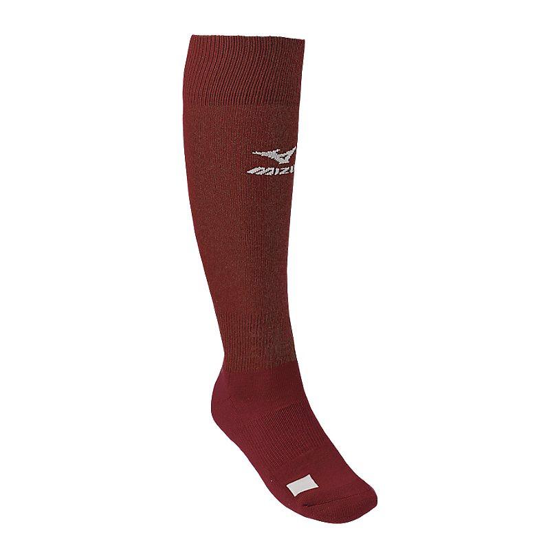 Mizuno Performance Sock G2 - Cardinal