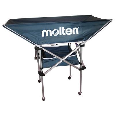 Molten Deluxe Series High Profile Hammock Ball Cart- Navy