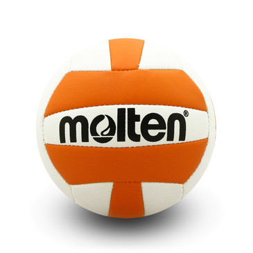 Molten Mini Volleyball - Orange/White