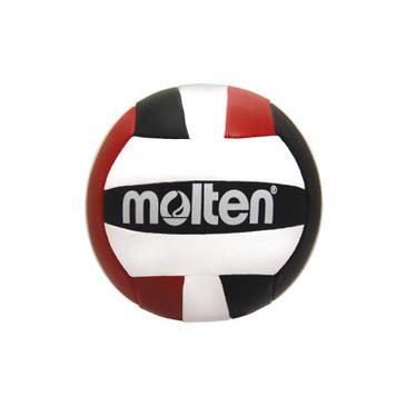 Molten Mini Volleyball - Red/Black