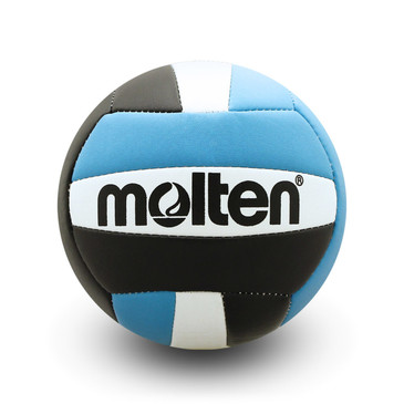 Molten Mini Volleyball - Black/Aqua