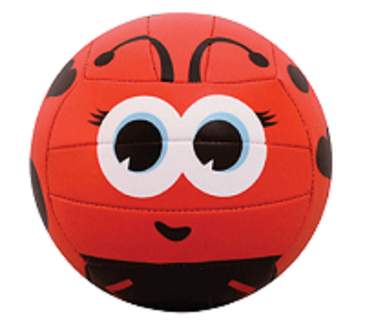 V200V- Mini Volleyball- Lady Bug