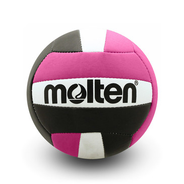 Molten Mini Volleyball- Black/Pink