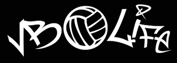 Volleyball Life Decal