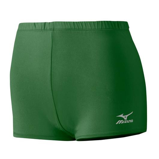 Mizuno Core Low Rider Short - Forest