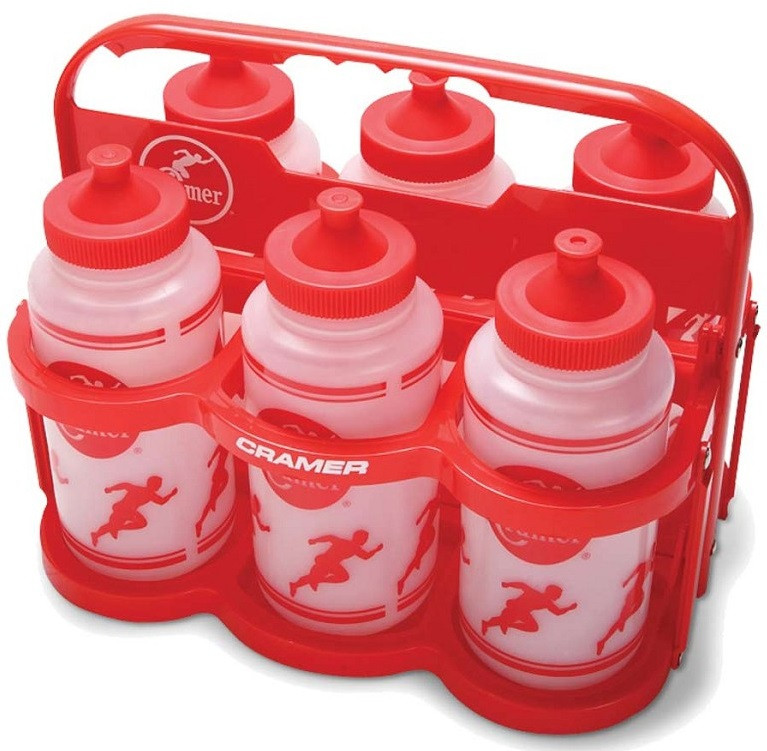 Collapsible Bottle Carrier
