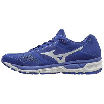 Mizuno Men's Synchro MX- Royal/White