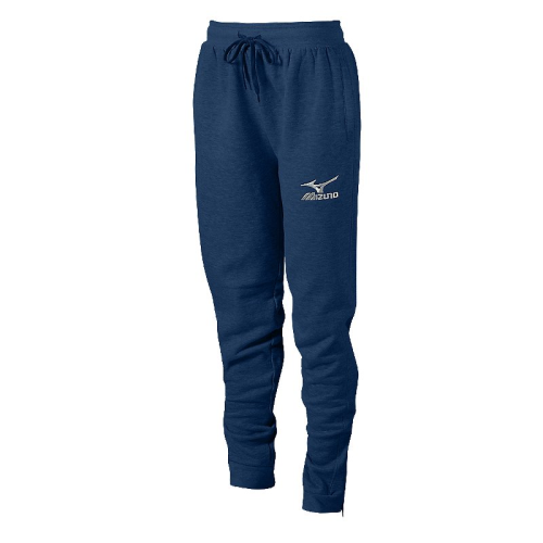 Mizuno Women's Jogger Pant- Heathered Navy