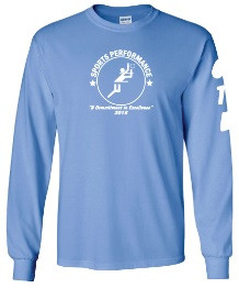SPVB Girl's Practice Shirt- Front