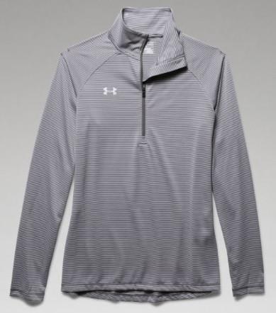 UA Novelty Tech 1/4 Zip- Grey