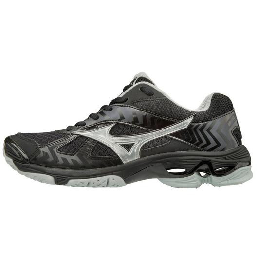 Mizuno Women's Wave Bolt 7 - Black/Silver
