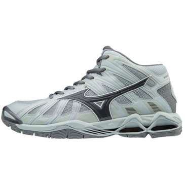 Mizuno Men's Wave Tornado X2 Mid - Grey