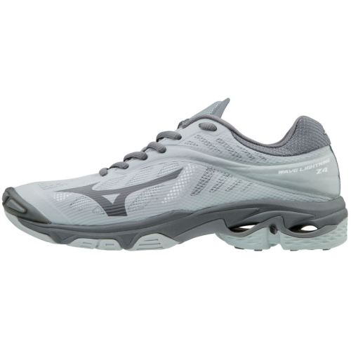 Mizuno Women's Wave Lightning Z4 - Grey