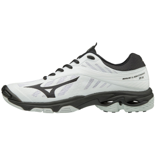 Mizuno Women's Wave Lightning Z4 - White/Black