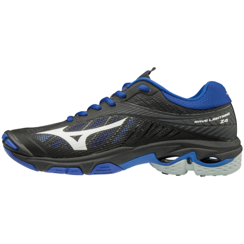 Mizuno Women's Wave Lightning Z4 - Black/Royal