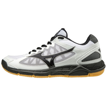 Mizuno Women's Wave Supersonic - White/Black