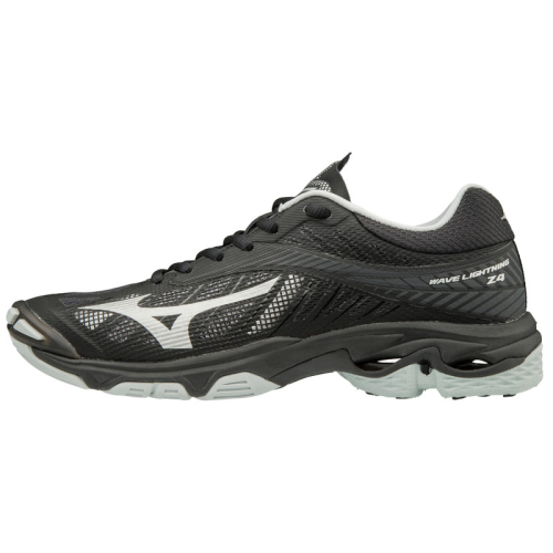 Mizuno Women's Wave Lightning Z4 - Black/Silver