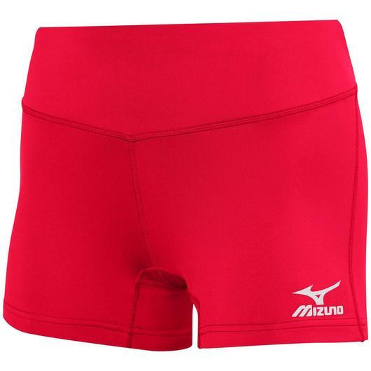 Mizuno Women's Victory Short - Red