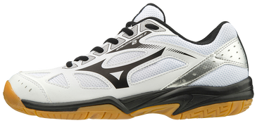 Mizuno Cyclone Speed 2 Junior- White/Black