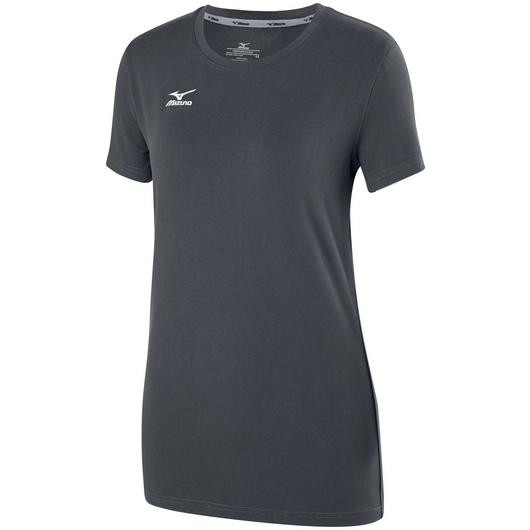 Mizuno Youth Attack Tee 2.0 - Charcoal